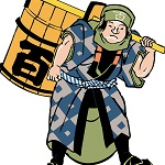 近江商人のイメージ