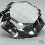 ダイヤモンド:貴重・希少性のイメージ画像