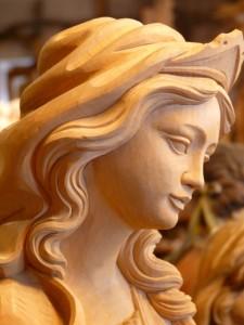 ピグマリオンが愛した女性の彫像のイメージとして