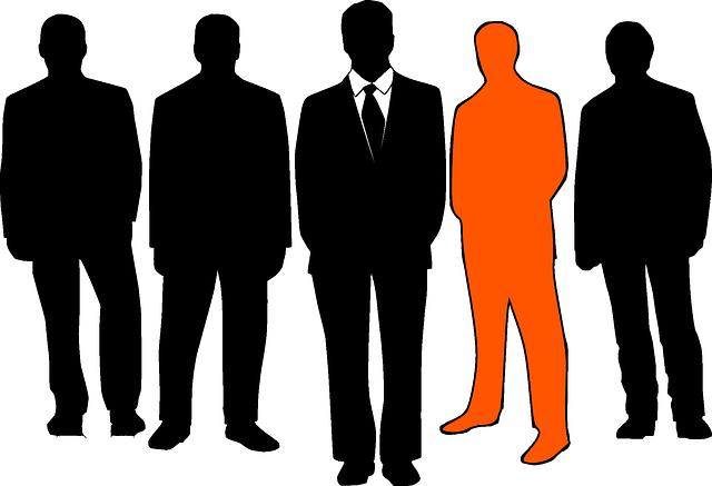 エース級を集めた組織のイメージ