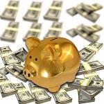 預金・口座・お金を守るイメージ
