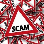 scam 詐欺