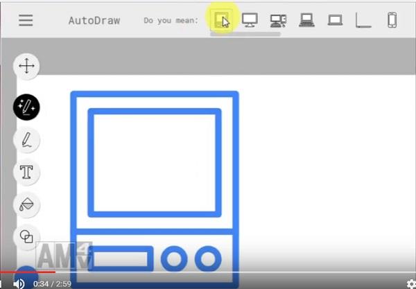 画像:autodraw(オートドロー)の使い方3