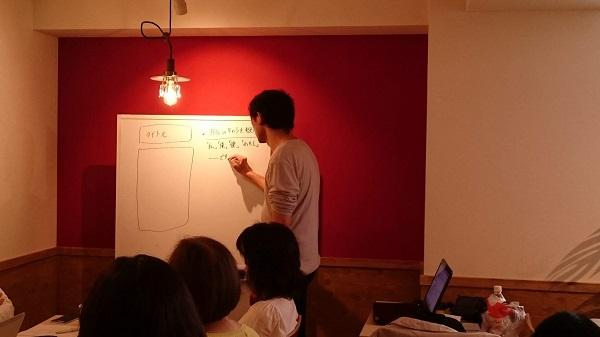webライティング講座当日の写真