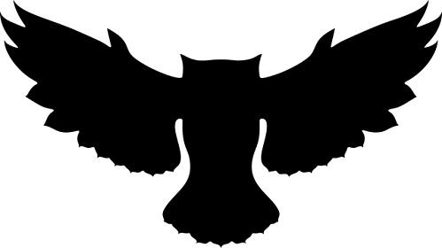 フクロウのイラスト:アウルアップデートのイメージ