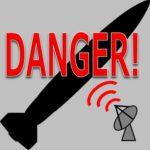 ミサイルに対する警告:Jアラート