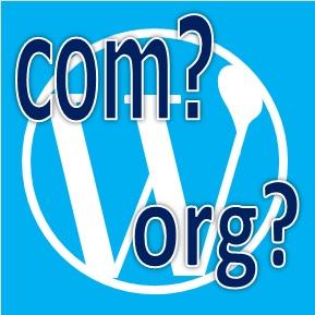 『wordpressの「com」と「org」の違いについて』の記事ロゴ