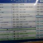 seria(セリア)で売っているショートカットキー一覧が書かれたマウスパッドの写真