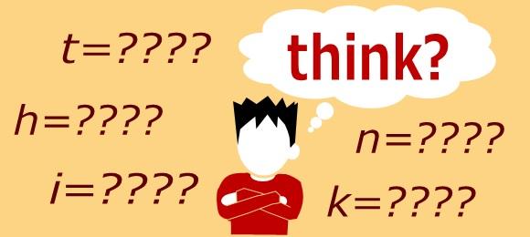 ブログを書くときに大切なthinkについて