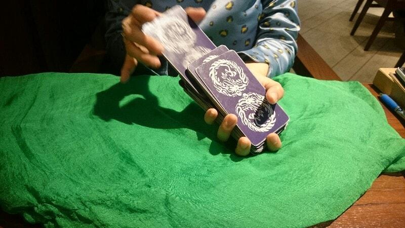 四方リカ先生による龍神カード占い